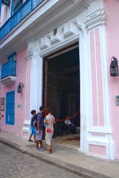 Eric y Yaneris en el turisteo