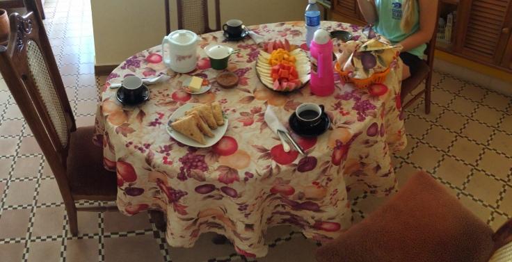 Desayuno at Casa Particular