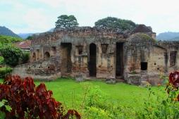 Where the nuns lived