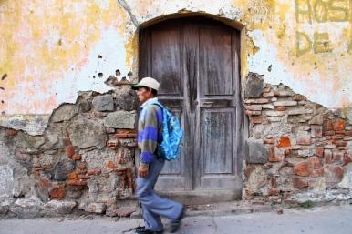 Guatemalan in Antigua