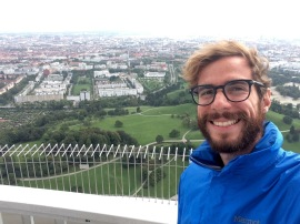 From the tallest building in Munich