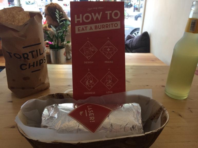 Big-ass burrito