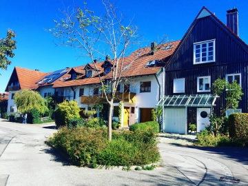 My hood in Freising