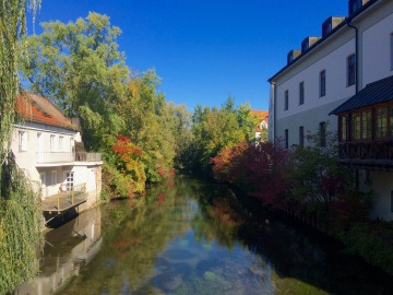 Water system in Freising