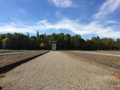 Barracks at Dachau