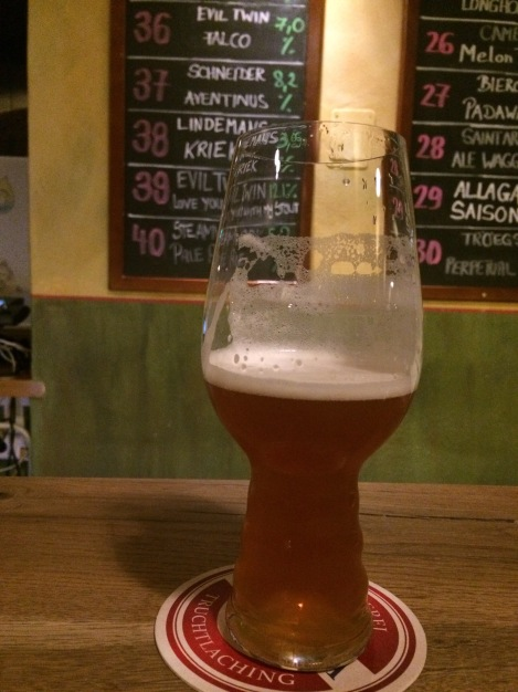 Camba Brewery Imperial IPA
