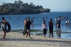 Tubing is an activity Tanzanians enjoy!