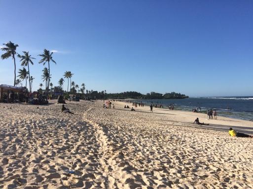 Coco Beach (arena blanca)